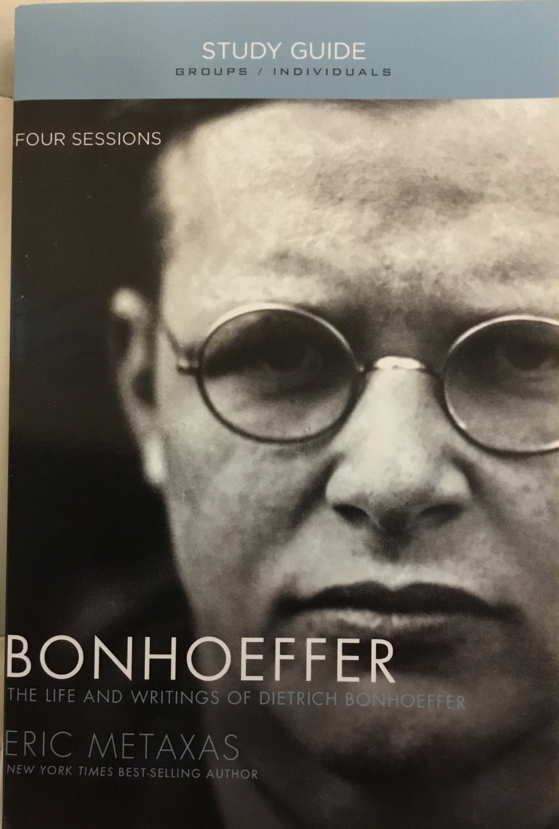 Bonhoeffer: The life and writings
