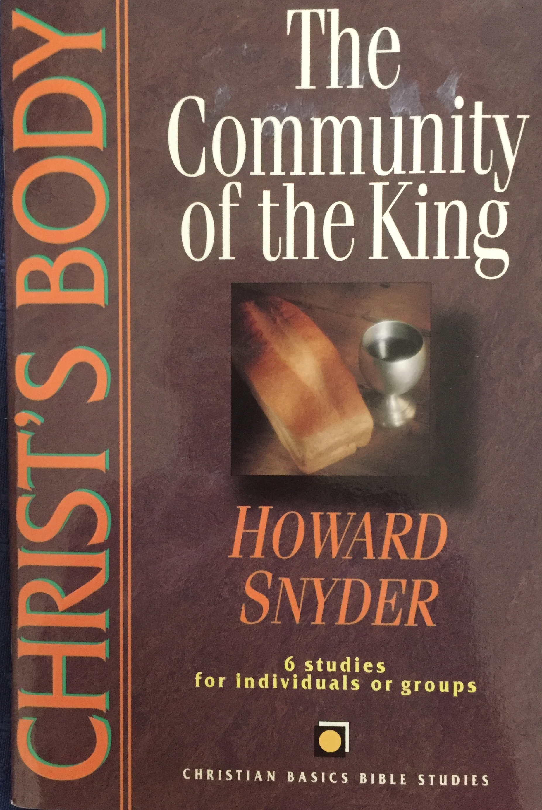 Christ's body: The community of the king
