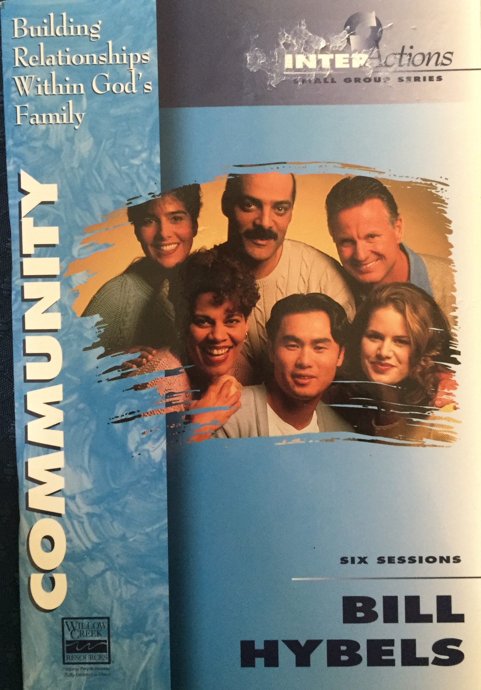 Community - building relationships within God's family