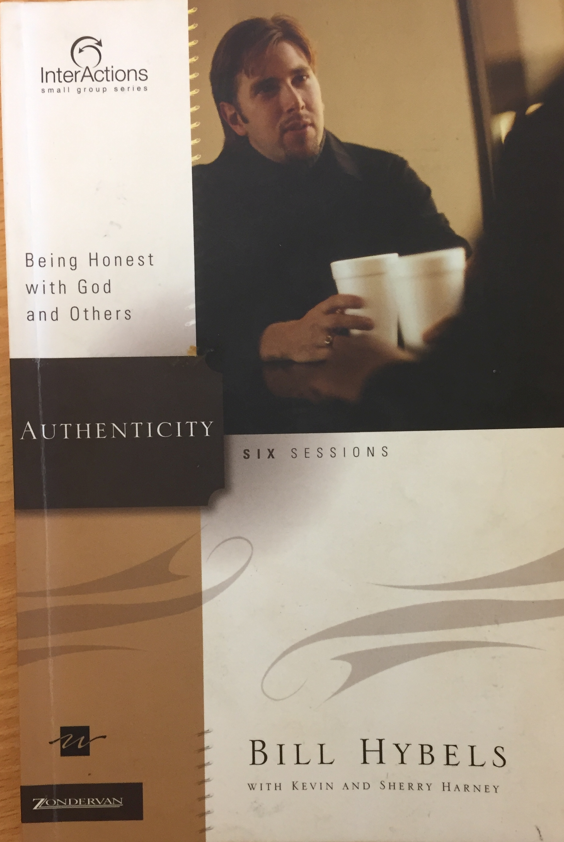Authenticity - Being honest with God and others