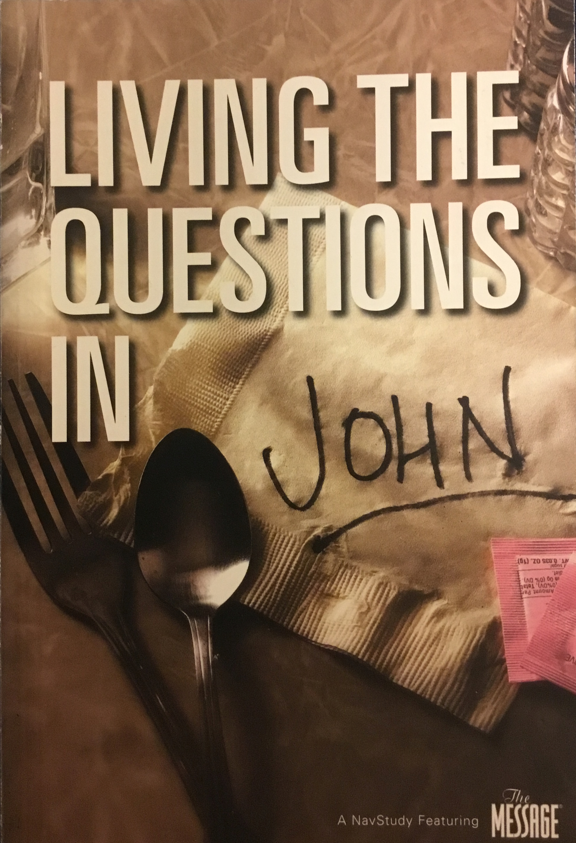 Living the questions - in John