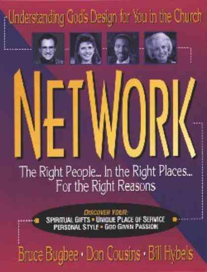 Network: understanding God's design for you in the chur