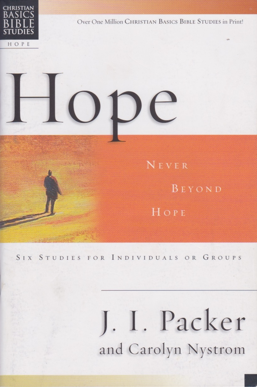 Hope: Never beyond hope