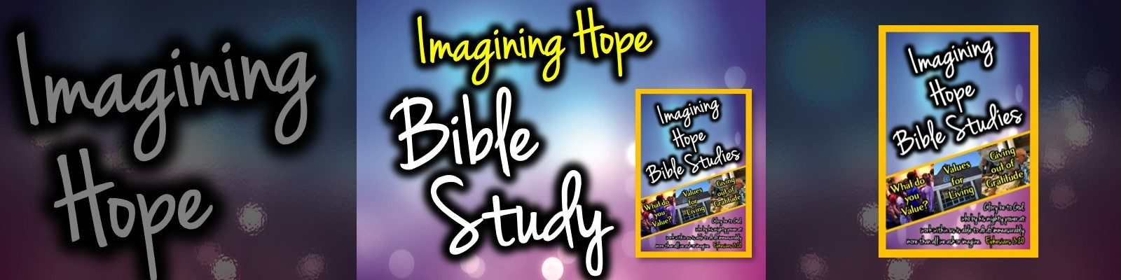 Imagining Hope Bible Study