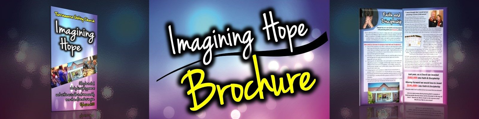 Imagining Hope Brochure