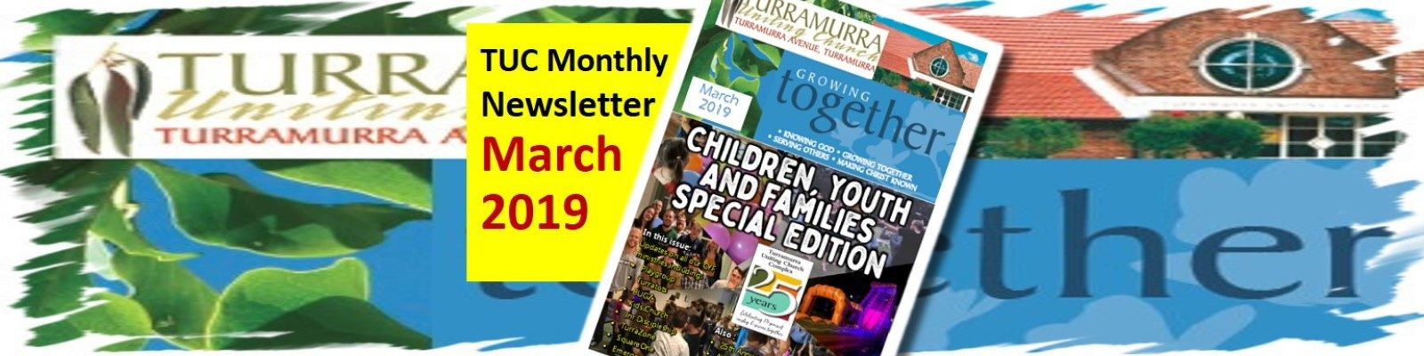 March 2019 Newsletter - Special CYF Edition