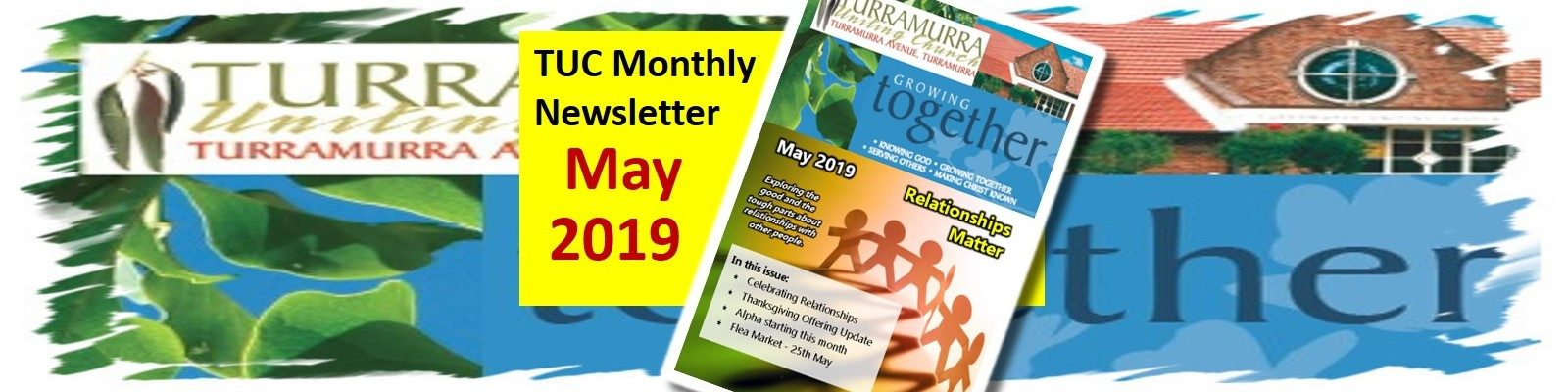 May 2019 Newsletter (High Definition)