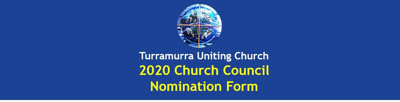 CCElection Nomination Form