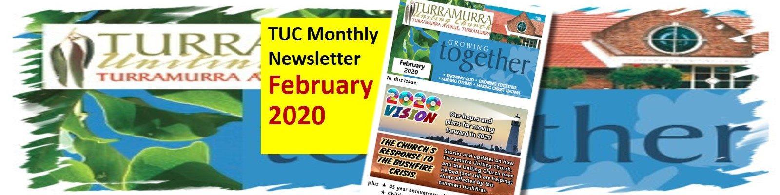 Feb 2020 Newsletter