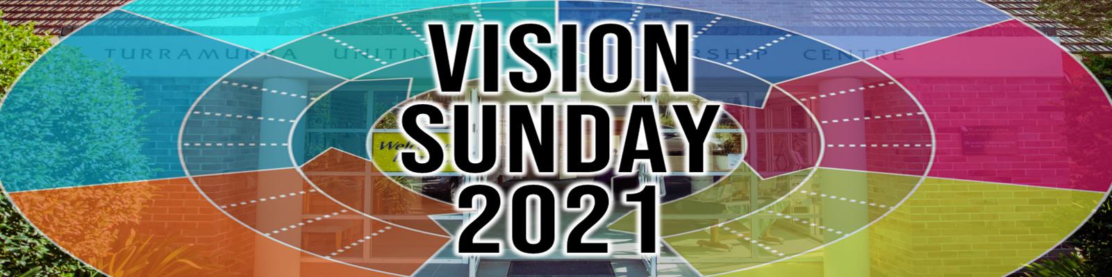 VisionSunday2021