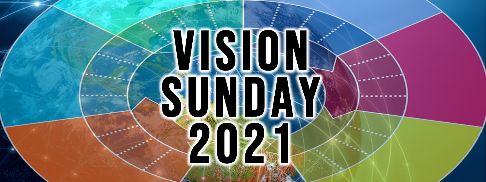 Kids Church Handout for Sunday 7 Feb - Vision Sunday